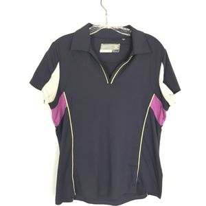 Cutter and Buck Dry Tec Polo Shirt Size M